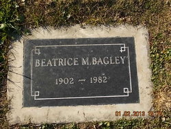 Beatrice M. Bagley