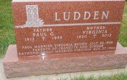 Paul G Ludden