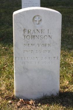 Frank L Johnson