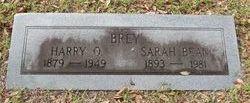 Sarah M <i>Brey</i> Bean