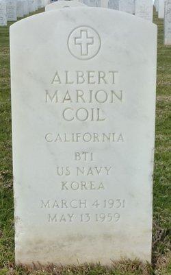 Albert Marion Coil