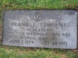 Frank Edison Tempany