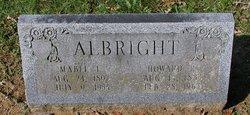 Mabel I <i>Barr</i> Albright