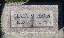 Clara Magdalena <i>Brucher</i> Hann