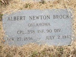Albert Newton Brock