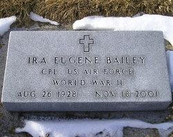 Ira Eugene Bailey