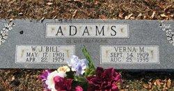 Verna Marie <i>Gresham</i> Adams