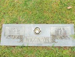 Lula Mae <i>Alexander</i> Wiggington