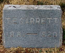 Thomas E. Garrett