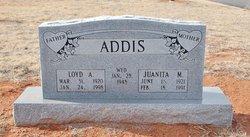 Loyd Addis