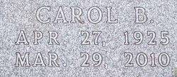 Carol B Renaud