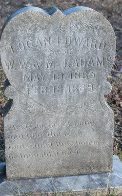 Logan Edward Adams