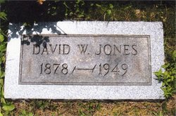 David William Jones