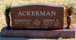 Jimmy F. Jim Ackerman