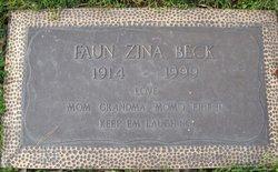 Faun Z Beck
