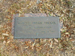 Marcus Bryan Tucker