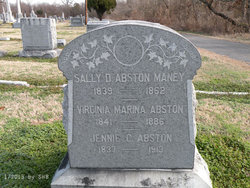 Jennie C. Abston