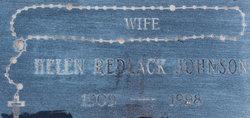 Helen Margaret <i>Redlack</i> Johnson