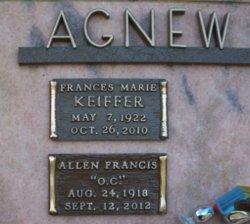 Allen Francis Agnew