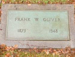 Rev Francis W. Frank Oliver