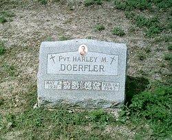 Pvt Harley M Doerfler