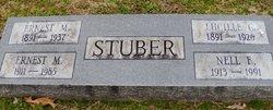 Ernest Marion Stuber, II