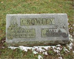Mary Ellen <i>Valentine</i> Crowley