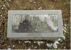 Orpha B. Crowley