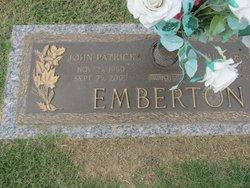 John Patrick Emberton