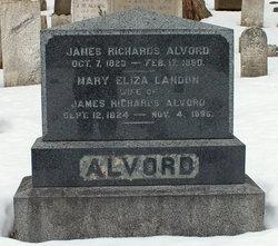 Mary Eliza <i>Landon</i> Alvord