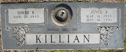 Joyce R Killian