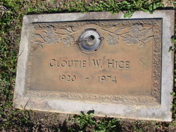 Cloutie W Hice