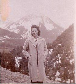Bernice Mable <i>Walton</i> Brostrom