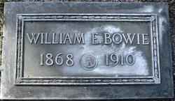 William Edward Bowie