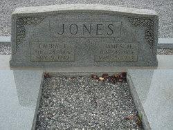 Laura <i>Hamby</i> Jones