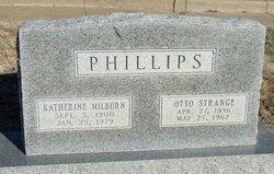Katherine <i>Milburn</i> Phillips