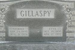 J. Haskell Gillaspy