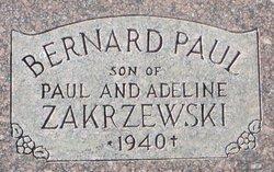 Bernard Paul Zakrzewski