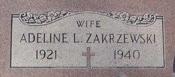 Adeline L Zakrzewski