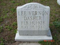Lee Vernon Dasher