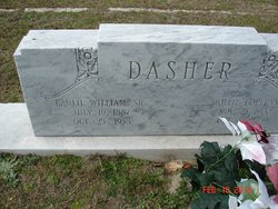Caulie William Dasher, Sr