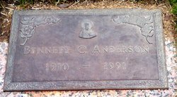 Bennett C Anderson