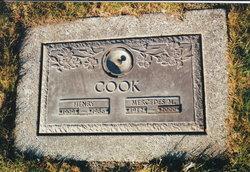 Mercedes M. <i>Hargett</i> Cook