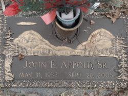 John E. Appold, Sr