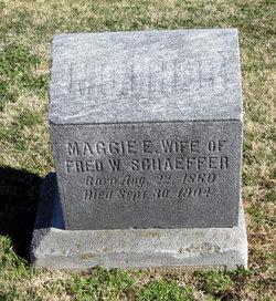 Maggie E Schaeffer