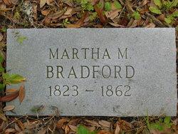 Martha M. Bradford