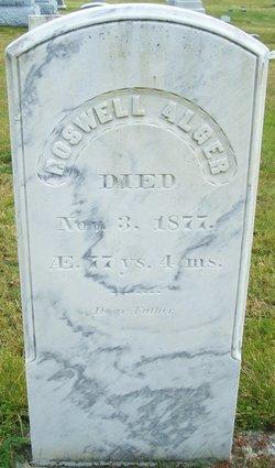 Roswell Alger
