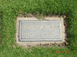Gladys Hart <i>Yelton</i> Ellingsen