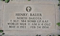 Henry Bauer