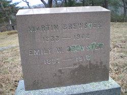 Emily W. <i>Benson</i> Brewster